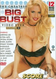 Greatest Big Bust Video Ever 2, The porn video from Score.