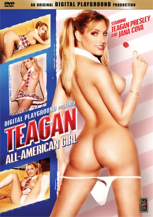 Teagan: All-American Girl Boxcover