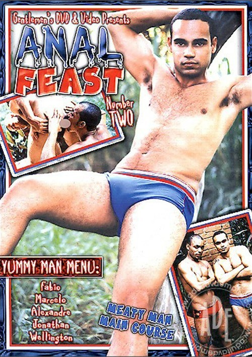 Anal Feast 2 Boxcover