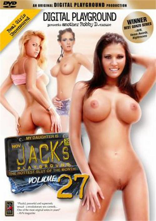 Jack's Playground 27 Boxcover