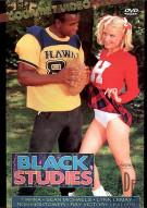 Black Studies Porn Movie