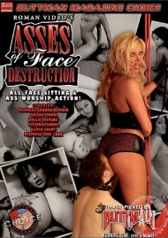 Asses of Face Destruction Porn Video