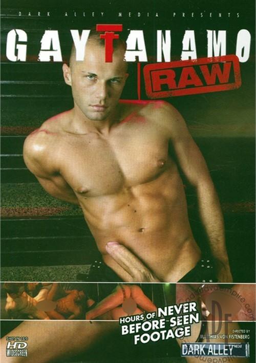 Gaytanamo Raw Boxcover