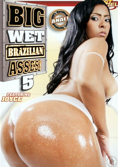 Big Wet Brazilian Asses! 5 Boxcover