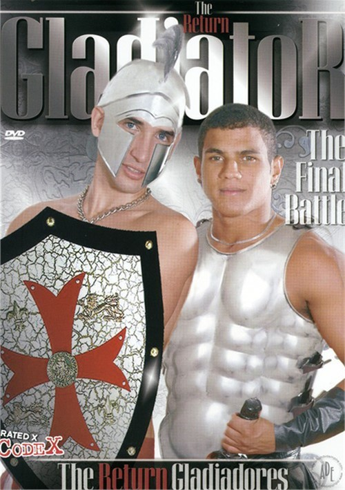 Return Gladiator, The Boxcover