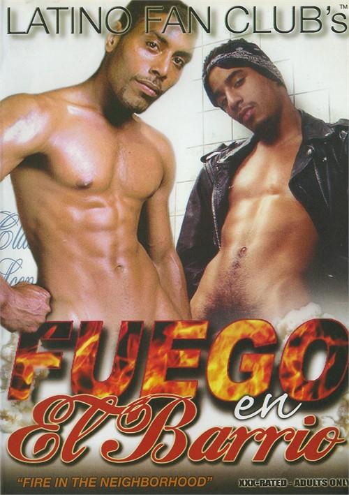 Fuego en El Barrio Cover Front