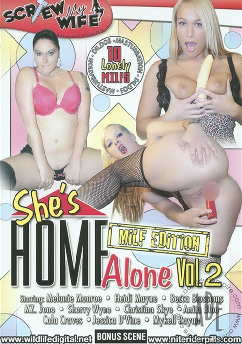 Shes Home Alone Vol. 2