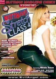 Buttman's Stretch Class 4 Porn Video