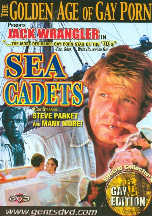 Golden Age of Gay Porn, The: Sea Cadets Boxcover