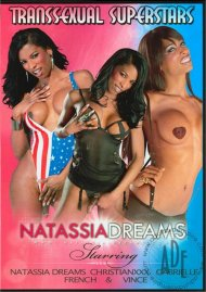 Transsexual Superstars: Natassia Dreams Porn Video