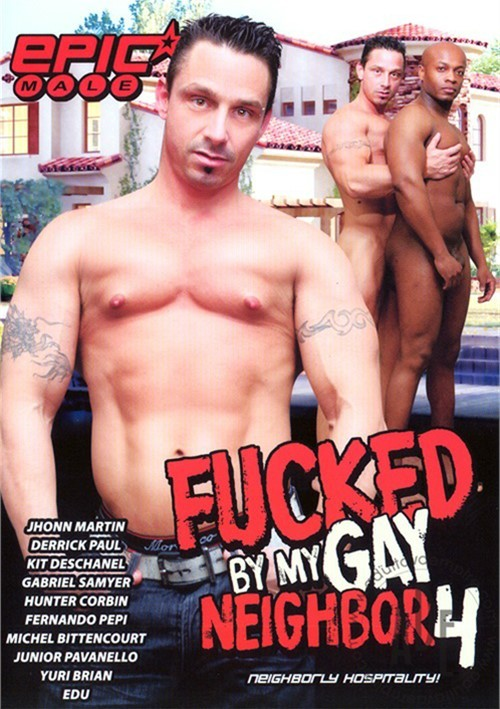 Fucked By My Gay Neighbor 4 Boxcover