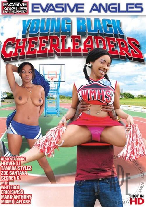 Young Black Cheerleaders