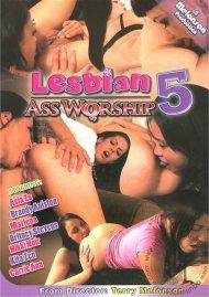 Lesbian Ass Worship 5