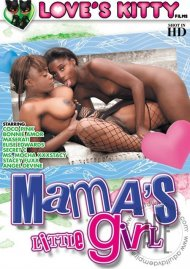 Mama's Little Girl image