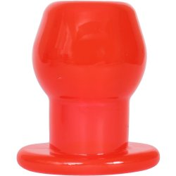 Perfect Fit: Tunnel Plug XL - Red Sex Toy