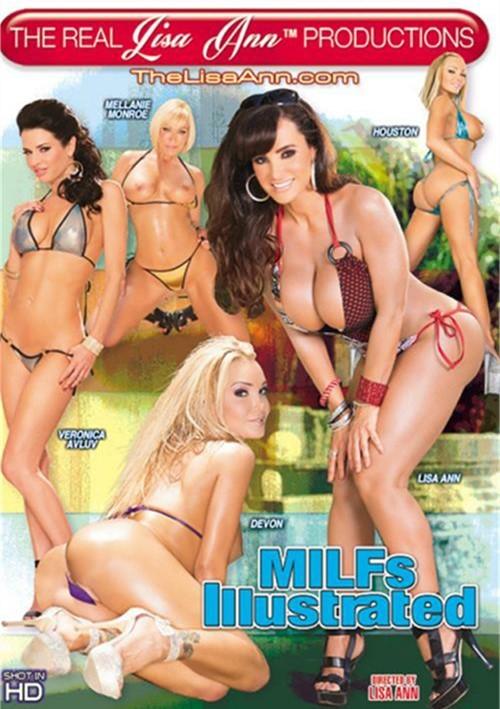 MILFs Illustrated