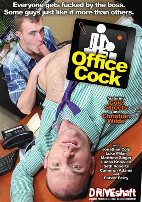 Office Cock Boxcover