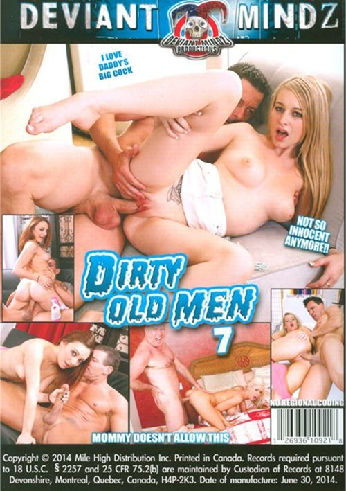 Dirty old men with big cocks