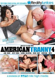 American Tranny 4 Porn Video