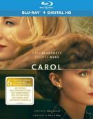 Carol (Blu-ray + UltraViolet) Gay Cinema Movie