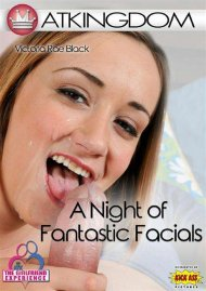 Night Of Fantastic Facials, A Porn Video