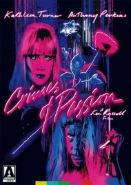 Crimes Of Passion (Blu-ray + DVD) Blu-ray Movie