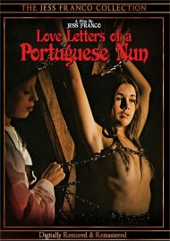 Love Letters of a Portuguese Nun erotica DVD from Full Moon.