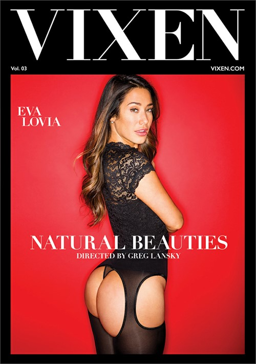 Natural Beauties Vol. 3 Boxcover