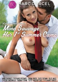 Mina Sauvage: Her 1st Summer Camp