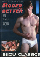 Bigger The Better, The Gay Porn Movie