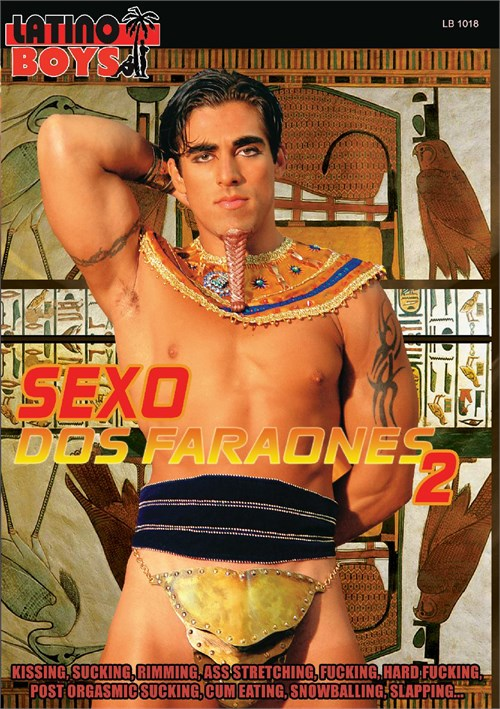 Sexo Dos Faraones 2 Boxcover