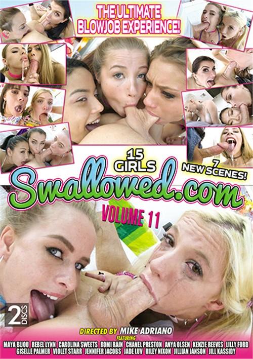 Swallowed.com Vol. 11