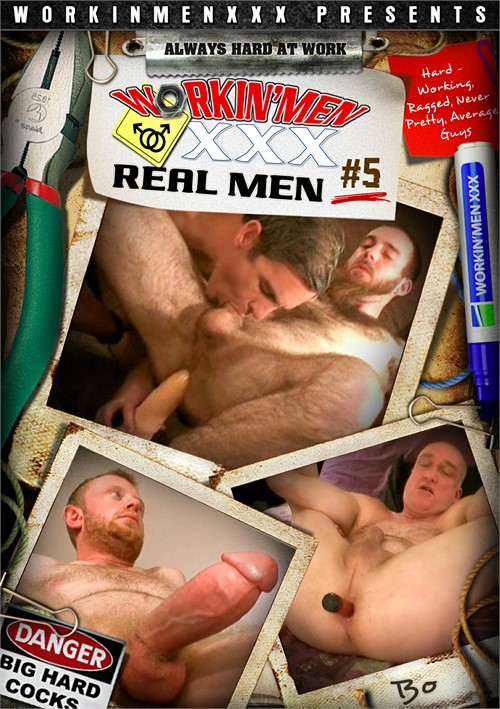 Real Men 5 Boxcover