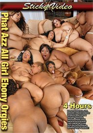 Phat Azz All Girl Ebony Orgies Porn Video