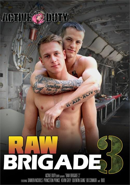 Raw Brigade 3 Boxcover