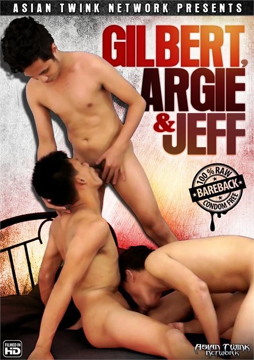 Gilbert, Argie & Jeff Boxcover