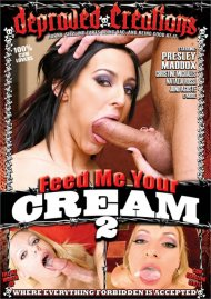 Buy Feed Me Your Cream 2