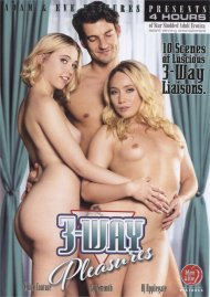 3-Way Pleasures Porn Video