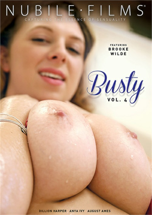 Busty Vol. 4 Boxcover