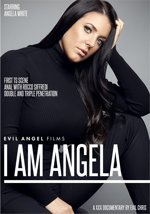 Angela White stars in I Am Angela DVD porn movie.