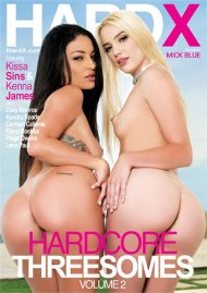 Hardcore Threesomes Vol. 2 HD porn movie from HardX.