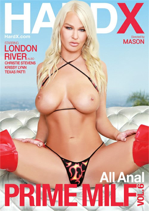 Prime MILF Vol. 6: All Anal