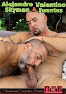 Alejandro Skyman & Valentino Fuentes Boxcover
