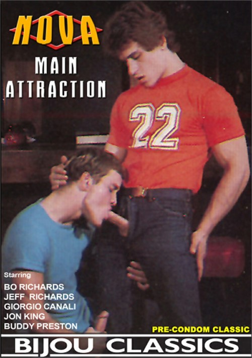 Main Attraction Boxcover