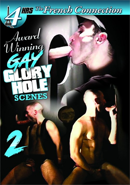 Award Winning Gay Glory Hole Scenes 2 Boxcover