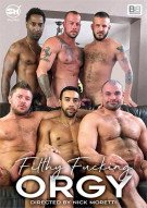 Filthy Fucking Orgy Boxcover
