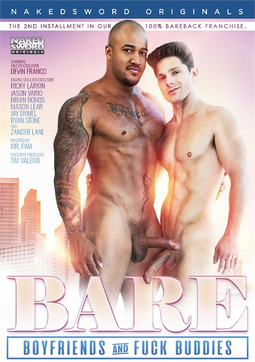 Bare Boyfriends and Fuck Buddies Cover Front