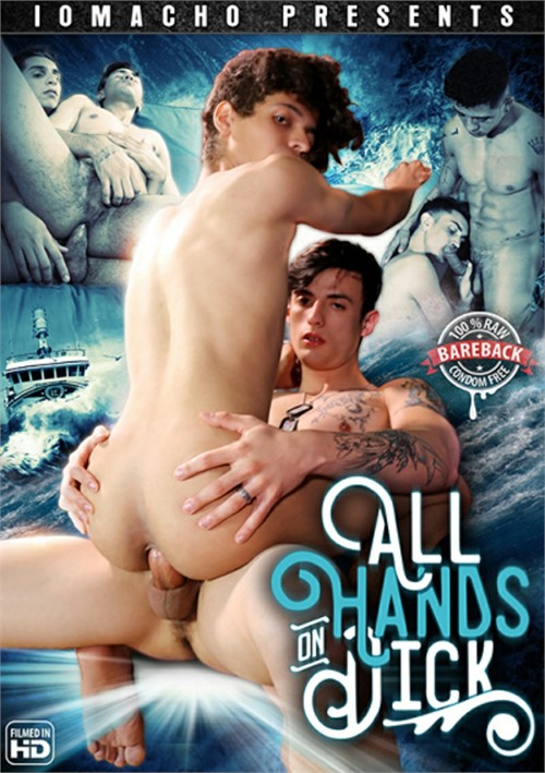 All Hands on Dick Boxcover