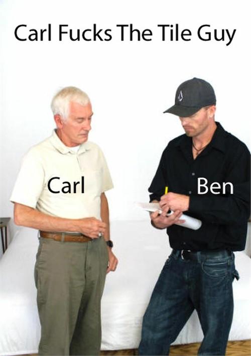 Carl Fucks the Tile Guy Boxcover