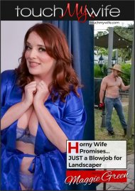 Horny Wife Promises... JUST a Blowjob for Landscaper image